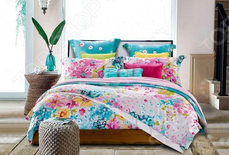 Здесь можно купить 598  Комплект постельного белья La Vanille 598 <![CDATA[1,5-спальные]]>