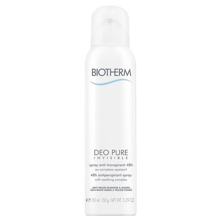 Biotherm Deo Pure Invisible Дезодорант-аэрозоль Deo Pure Invisible Дезодорант-аэрозоль