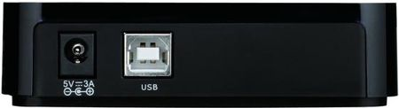 Фото Концентратор USB 2.0 D-Link DUB-H7 7 x USB 2.0 черный. Купить в РФ