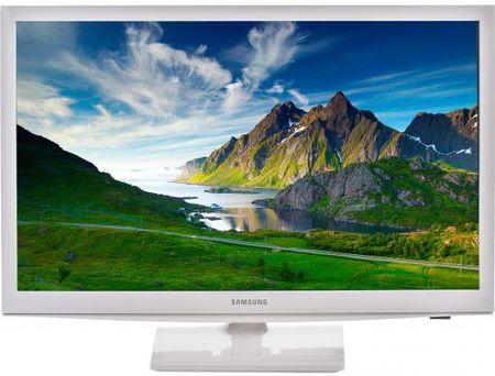 Телевизор ЖК LED 24 Samsung UE24H4080AUXRU белый 16:9 1366x768 DVB-T/T2/C/S2 SCART HDMI USB