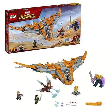 Lego Super Heroes 76107 Лего Супер Герои Танос: последняя битва
