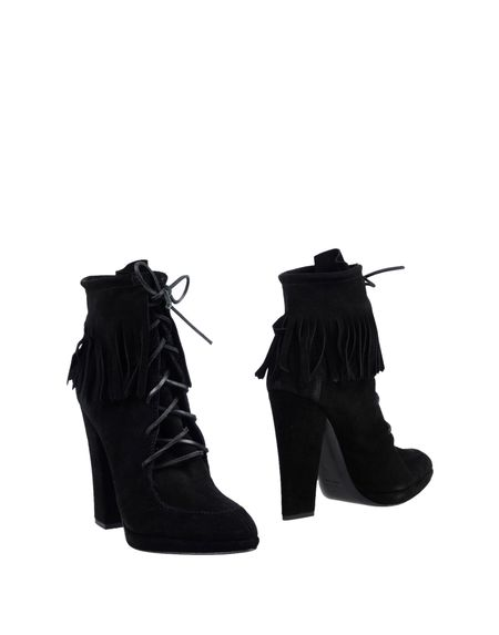 Фото GIUSEPPE ZANOTTI DESIGN Полусапоги и высокие ботинки. Купить с доставкой