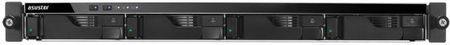 Фото Сетевое хранилище Asustor AS-6204RD 4 отсека NAS Celeron 4Gb DDR3 eSATA USB3.0. Купить в РФ