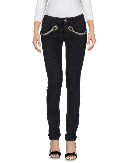 Фото PIERRE BALMAIN Джинсовые брюки. Купить с доставкой