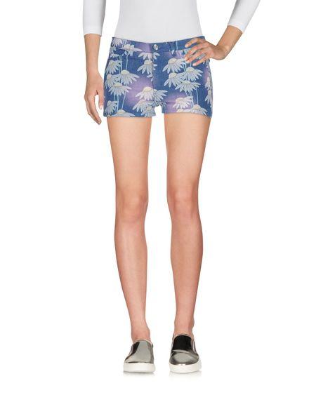 Фото BLUGIRL FOLIES Джинсовые шорты. Купить с доставкой