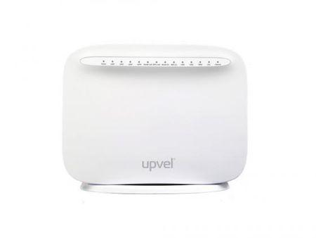 Фото Маршрутизатор Upvel UR-835VCU 4xLAN 10/100/1000 Мбит/с Wi-Fi 802.11ac 1300 Мбит/с. Купить в РФ