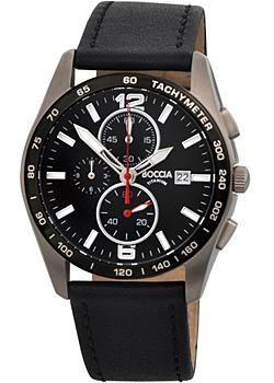 Boccia Часы 3767-01. Коллекция Sport