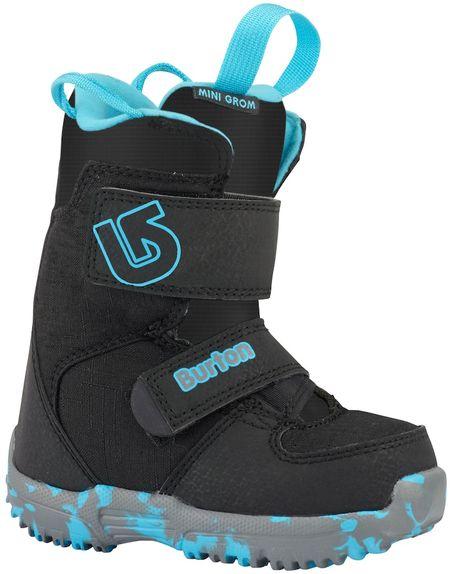 Купить Burton Ботинки сноубордические детские Burton Mini-Grom