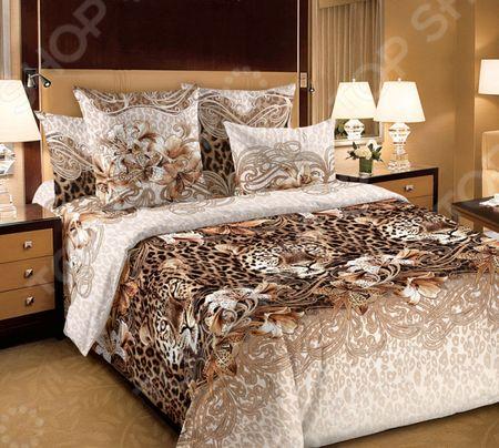 Комплект постельного белья Белиссимо «Леопард» «Леопард»