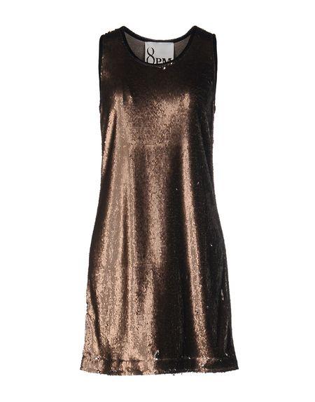 Фото 8PM Короткое платье. Купить с доставкой