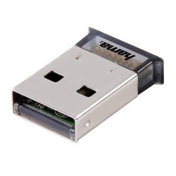 Фото Беспроводной USB адаптер Hama 49218 Class2 Bluetooth 4.0. Купить в РФ