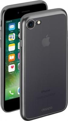 Накладка Deppa Gel Plus Case для iPhone 7 iPhone 8 графит матовый 85283