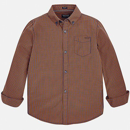 3c743920e49 Характеристики  • состав ткани  100% хлопок • сезон  круглый год •  застёжка  пуговицы • особенности  повседневная • рубашка с длинным рукавом  • манжеты ...