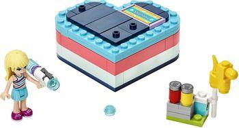 Lego Friends 41386 летняя шкатулка сердечко Xn