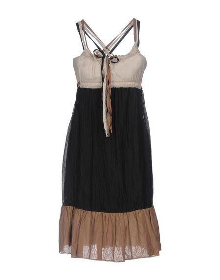 Фото CRISTINAEFFE COLLECTION Короткое платье. Купить с доставкой