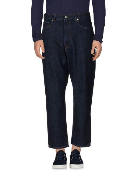 Фото CHRISTOPHER KANE Джинсовые брюки. Купить с доставкой