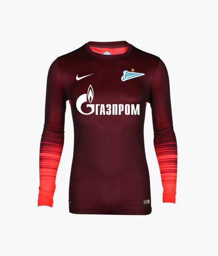 Купить Оригинальная выездная футболка с длинным рукавом, Цвет-Бордовый, Размер-S