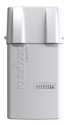 Фото Маршрутизатор MikroTik RB912UAG-5HPnD-OUT 802.11bgn 300Mbps 5 ГГц 1xLAN USB белый. Купить в РФ