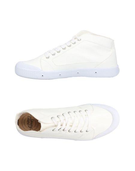 Фото SPRING COURT Высокие кеды и кроссовки. Купить с доставкой