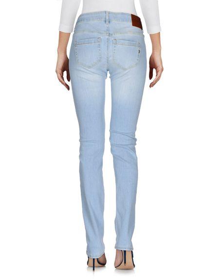 Фото DONDUP Джинсовые брюки. Купить с доставкой