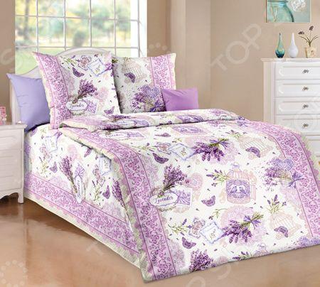 Комплект постельного белья Белиссимо «Лаванда» «Лаванда»