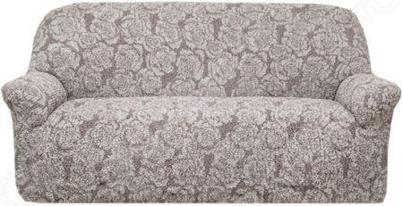 Здесь можно купить «Виста. Грация»  Натяжной чехол на трехместный диван Еврочехол Еврочехол «Виста. Грация»