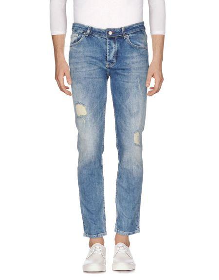 Фото SSEINSE Джинсовые брюки. Купить с доставкой