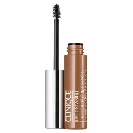 Clinique Just Browsing Brush-On Styling Mousse Гель для бровей  Soft Brown