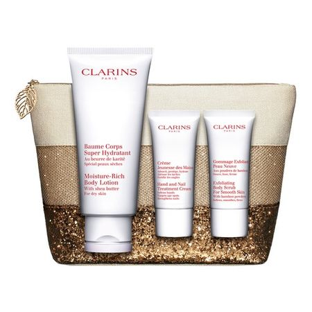 Clarins Baume Corps Super Hydratant Набор Baume Corps Super Hydratant Набор