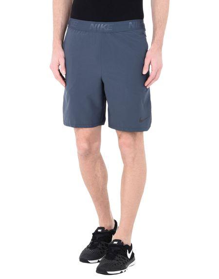 Фото NIKE Повседневные шорты. Купить с доставкой
