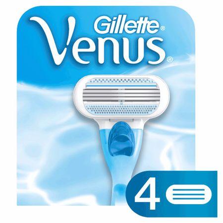 0f290e7db86 Replaceable Razor Blades for Women Gillette Venus Blade 4 pcs Cassettes  Shaving Venus shaving cartridge