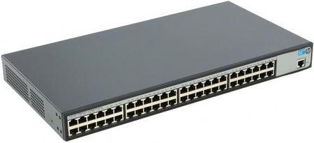 Фото Коммутатор HP 1620-48G управляемый 48 портов 10/100/1000Mbps JG914A. Купить в РФ