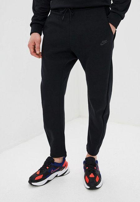 8f53bd1d3f424 Брюки спортивные Nike. Цвет: черный. Сезон: Весна-лето 2019. С бесплатной  доставкой и примеркой на Lamoda.