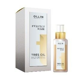 OLLIN PROFESSIONAL Масло для Волос Tres Oil, 50 мл
