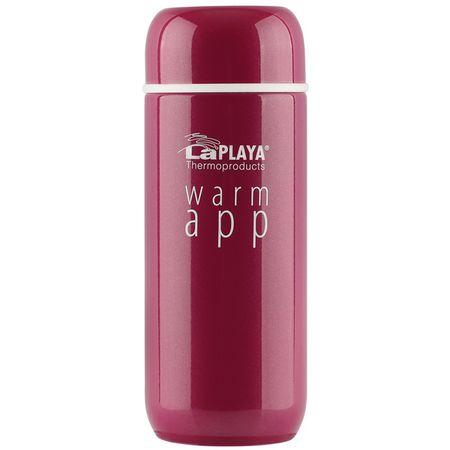 Купить Термокружка LaPlaya Warm App Pink 0,2л (560117)