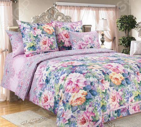 Комплект постельного белья утепленный Белиссимо «Влюбленность». 2-спальный макси «Влюбленность». 2-спальный макси