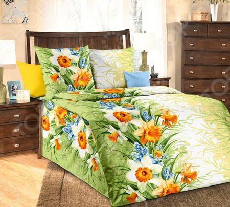 Комплект постельного белья Белиссимо «Весна» «Весна»