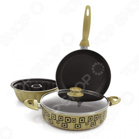Набор кухонной посуды SMS Annem «Золото» Annem «Золото»