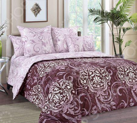 Комплект постельного белья Королевское Искушение «Гранд». Тип ткани: перкаль «Гранд». Тип ткани: перкаль