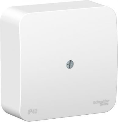 Коробка SCHNEIDER ELECTRIC BLNRK000011 распределительная оп blanca ip42 бел.