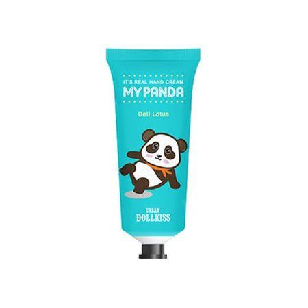 f11e709d1329 Крем для рук Urban Dollkiss Its Real My Panda Hand Cream 04 Deli Lotus 30 г  (Baviphat, panda)
