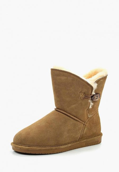 Полусапоги Bearpaw BE223AWYBR70 от Lamoda