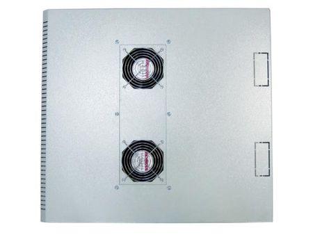 Фото Шкаф настенный 6U ЦМО ШРН-6.300 600х300mm дверь стекло. Купить в РФ