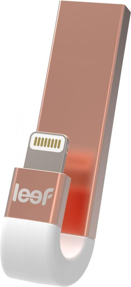 USB флешка Leef iBridge 3 64Gb (розовый)