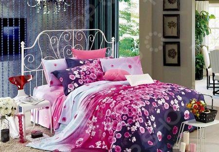 Комплект постельного белья «Лаванда». 1,5-спальный