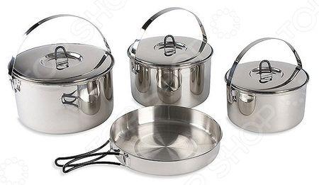 Набор посуды походный Tatonka Family Cookset L Family Cookset L