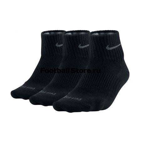 Купить Носки Nike Комплект носков Nike 3PPK D-F Lightweight QTR SX4847-001