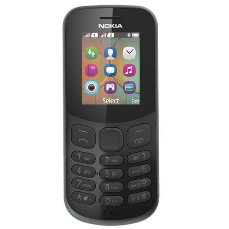 Купить Мобильный телефон Nokia 130 DS Black (TA-1017)