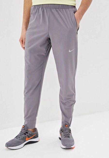 284771b4 Брюки спортивные Nike. Цвет: серый. Сезон: Весна-лето 2019. С бесплатной  доставкой и примеркой на Lamoda.