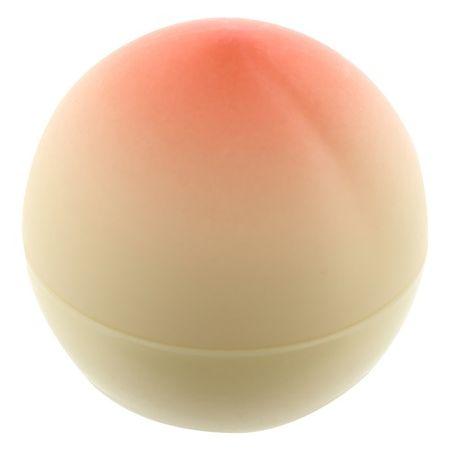 Peach Lip Balm Бальзам для губ с ароматом персика